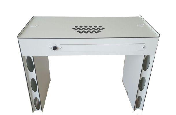 Table manucure avec aspiration symplekey - Table onglerie avec aspiration ...