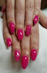 Ongles pleins